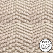 """Jacaranda Carpets Natural Weave Herringbone Oatmeal, from Kings Interiors - the ideal place to buy Furniture and Flooring. Call Today - 01158258347."""