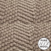 """Jacaranda Carpets Natural Weave Herringbone Taupe, from Kings Interiors - the ideal place to buy Furniture and Flooring. Call Today - 01158258347."""
