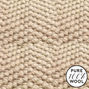 """Jacaranda Carpets Natural Weave Herringbone Wheat, from Kings Interiors - the ideal place to buy Furniture and Flooring. Call Today - 01158258347."""