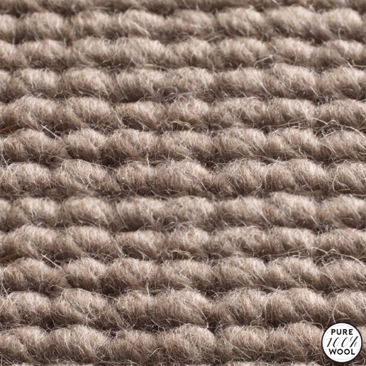 Jacaranda Carpets Natural Weave Square Taupe