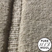 """Jacaranda Carpets Velvet Stripe Grey and Oatmeal 24, from Kings Interiors - the ideal place to buy Furniture and Flooring. Call Today - 01158258347."""