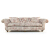 John Sankey Bloomsbury Grand Sofa in Avignon Velvet Petal Fabric 2