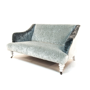 John Sankey Beckett Occasional Sofa from Kings Interiors - the ideal place to buy Furniture and Flooring Best Price in the UK