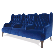 John Sankey Buckingham Royal Sofa from Kings Interiors - the ideal place to buy Furniture and Flooring Best Price in the UK