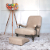 John Sankey Byron Chaise Chair with Foot Stool in Horatio Stone Leather