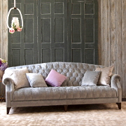 John Sankey Fairbanks Grand Sofa from Kings Interiors - the ideal place to buy Furniture and Flooring Best Price in the UK