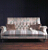 John Sankey Holkham Sofa in Toile Birch Fabric with Cello Birch Seat Cushions