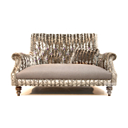 John Sankey Holkham Small Sofa from Kings Interiors - the ideal place to buy Furniture and Flooring Best Price in the UK