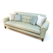 John Sankey Mitford Club Large Sofa from Kings Interiors - the ideal place to buy Furniture and Flooring Best Price in the UK