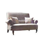 John Sankey Partridge Small Sofa from Kings Interiors - the ideal place to buy Furniture and Flooring Best Price in the UK
