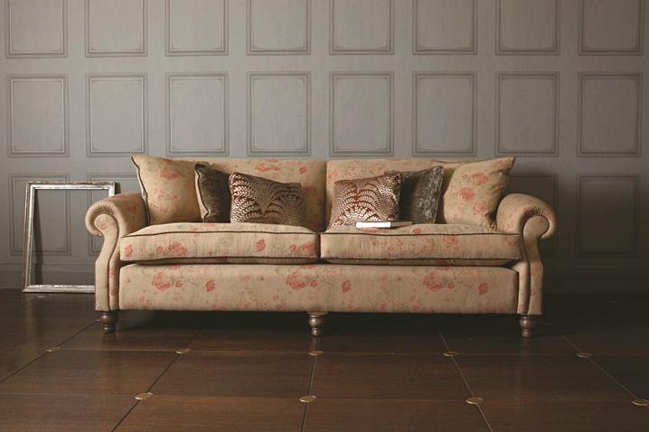 John Sankey Tolstoy Small Sofa Kings