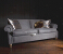 John Sankey Tolstoy Sofa in Monmartre Coal Fabric