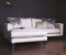 John Sankey Voltaire Sofa in Palmer Linen Fabric with Voltaire Daybed