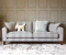 John Sankey Voltaire Sofa with Pooch and Velvet Rug