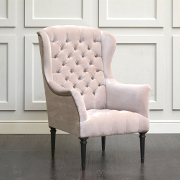 John Sankey Wainwright Chair from Kings Interiors - the Ideal Place for Luxury Handmade British Upholstery, Furniture and Flooring, Best Prices in the UK.