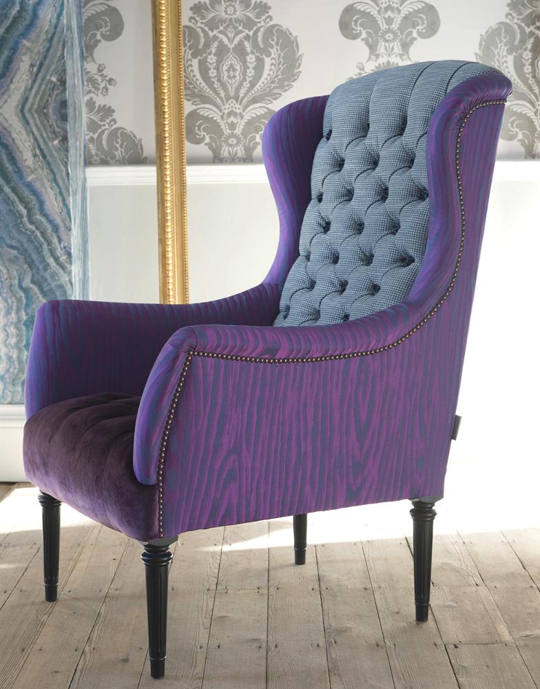 John Sankey Wainwright Chair Kings Interiors