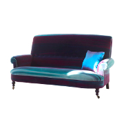 John Sankey Partridge Large Sofa from Kings Interiors - the ideal place to buy Furniture and Flooring Best Price in the UK