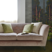 John Sankey Birkin Small Sofa from Kings Interiors - the ideal place to buy Furniture and Flooring Best Price in the UK