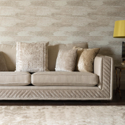 John Sankey Hugo Kingsize Sofa from Kings Interiors - the ideal place to buy Furniture and Flooring Best Price in the UK