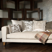 John Sankey Voltaire Pillow Back - Finest Quality Luxury Handmade Upholstery Retailer based in Nottingham, Best Price in the UK