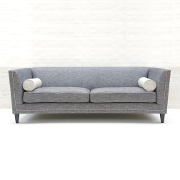John Sankey Tuxedo Grand Sofa from Kings Interiors - the ideal place for luxury handmade British upholstery, bespoke furniture and top brand flooring at best prices in UK