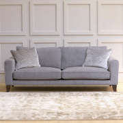 John Sankey Voltaire Classic Back Sofa at Kings interiors Nottingham - Luxury British Handmade Upholstery Bespoke Furniture Best Price UK