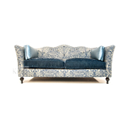 John Sankey Wolseley Large Sofa from Kings Interiors - the ideal place for luxury handmade British upholstery, bespoke furniture and top brand flooring at best prices in UK