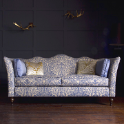 John Sankey Wolseley Sofa at Kings interiors Nottingham - Luxury British Handmade Upholstery Bespoke Furniture Best Price UK
