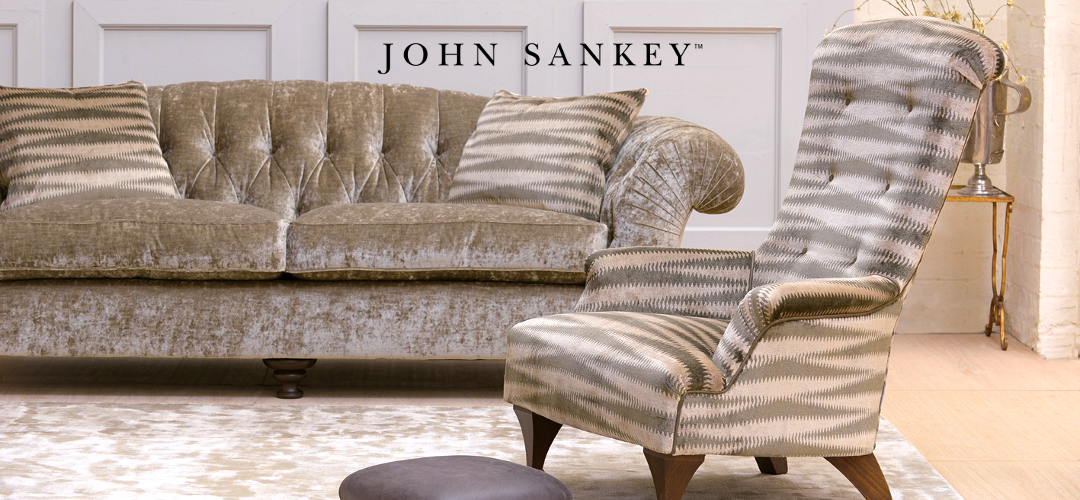 John Sankey Bloomsbury.John Sankey at Kings the home of fine upholstery.John Sankey fine upholstery.
