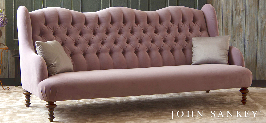 John Sankey Constantine - Finest Quality Handmade Home Upholstery Retailer based in Nottingham. Best Prices and Free Delivery in the UK