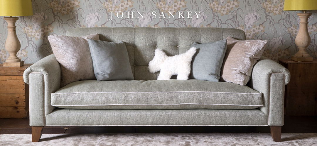 John Sankey Mitford Club - Finest Quality Handmade Designer Upholstery Retailer based in Nottingham. Best Prices and Free Delivery in the UK