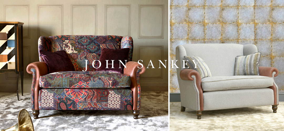 John Sankey Tosca - Finest Quality Handmade Home Upholstery Retailer based in Nottingham. Best Prices and Free Delivery in the UK
