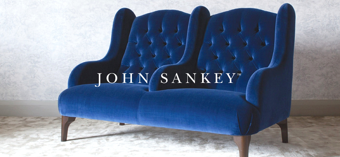 John Sankey Buckingham - Finest Quality Handmade Home Upholstery Retailer based in Nottingham. Best Prices and Free Delivery in the UK