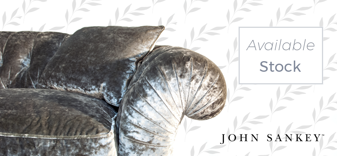 John Sankey Available Stock - Finest Quality Handmade Home Upholstery Retailer based in Nottingham. Best Prices and Free Delivery in the UK