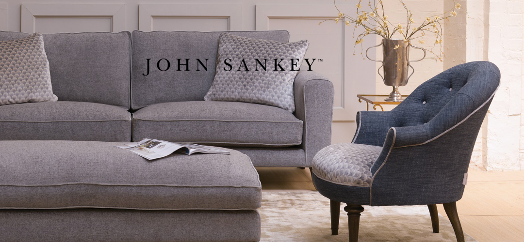 John Sankey Voltaire Classic Back at Kings interiors Nottingham - Luxury British Handmade Upholstery Bespoke Furniture Best Price UK