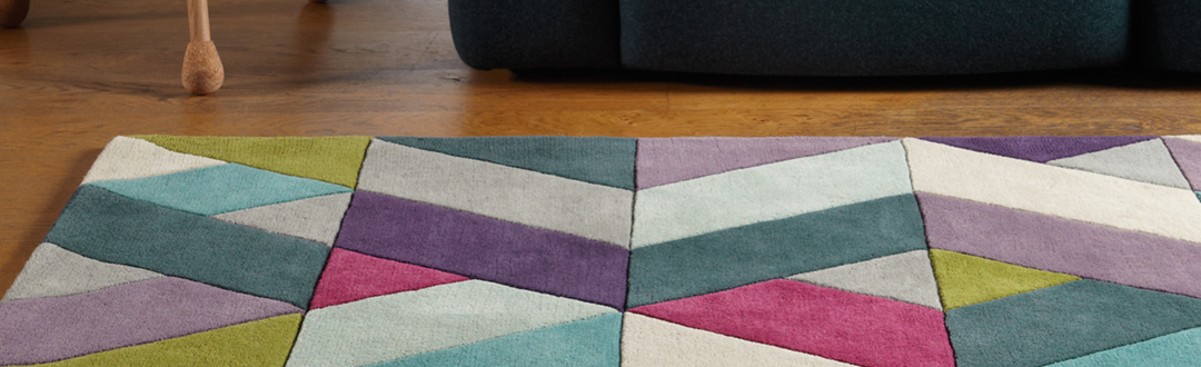 Visit Kings Interiors for the best price in the UK on Asiatic Rugs Modern Wool Collection Funk