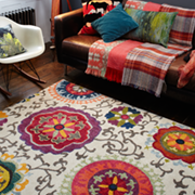 Visit Kings Interiors for the best price in the UK on Asiatic Rugs Easy Living Collection Colores