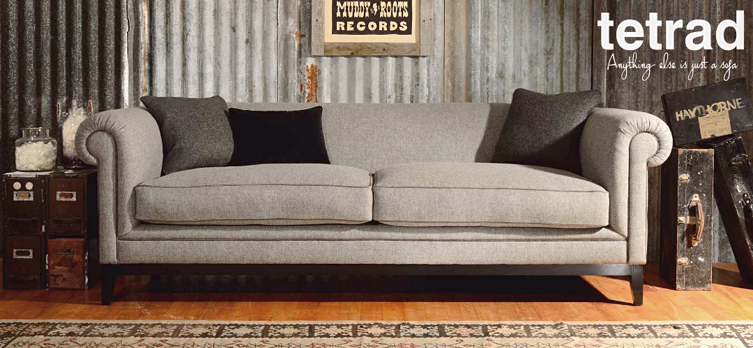 Tetrad Highgrove Sofas and Chairs with Stools