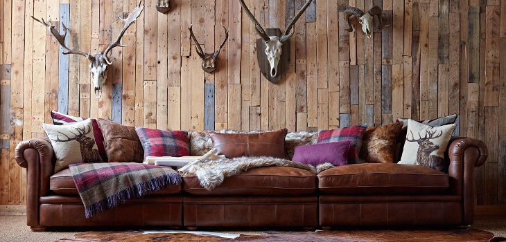 Alexander and James Sofas Abraham Collection at Kings Interiors - Quality Handmade Home Upholstery Retailer based in Nottingham. Best Prices and Free Delivery in the UK