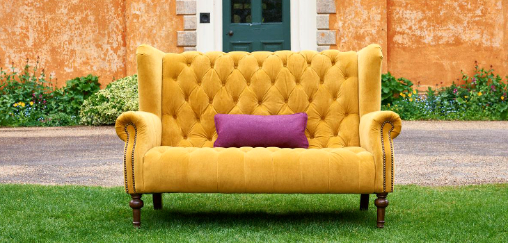 Alexander and James Sofas Theo Collection at Kings Interiors - Quality Handmade Home Upholstery Retailer based in Nottingham. Best Prices and Free Delivery in the UK