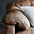 Alexander and James Sofas Bailey Collection Leather Sofa Detail 1