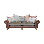 Alexander and James Bloomsbury Large (Split) Sofa