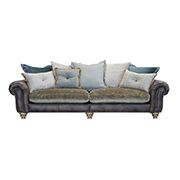 Alexander and James Grand Bloomsbury (Split) Sofa