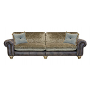 Alexander and James Grand Bloomsbury Standard Back (Split) Sofa