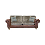 Alexander and James Bloomsbury Small Standard Back Sofa