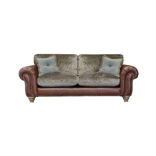 Alexander and James Small Bloomsbury Standard Back Sofa