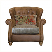 Alexander and James Franklin Wing Chair