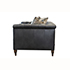 Alexander & James Isabel All Leather Midi Sofa in Tote Night Leather