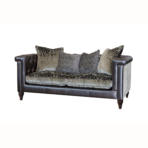 Alexander & James Isabel Midi Sofa in Tote Night