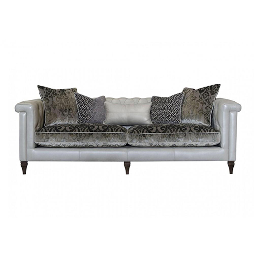 Alexander and James Isabel Maxi Sofa All Leather (PremierCare Warrenty Included)